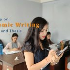Workshop on Academic Writing for Proposal and Thesis