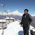 Dr. Mahabir Pun – KING of WiFi Nepal